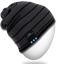 Bluetooth Beanie Hat,Rotibox Winter Outdoor Sport Premium