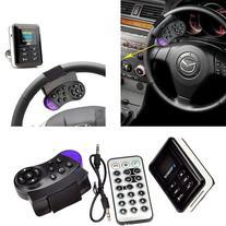 Bluetooth Car Kit FM Transmitter MP3 Player Steering Wheel