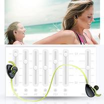 Bluetooth Headphones, Dealgadgets Noise Isolating V4.1
