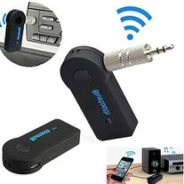 Bluetooth Music Audio Stereo Adapter Receiver for Car AUX IN
