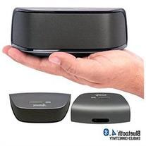 Bluetooth Speakers, Alpatronix AX420 Ultra Portable