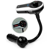 FM Transmitter, AGPtEK Wireless Car Stereo Bluetooth FM