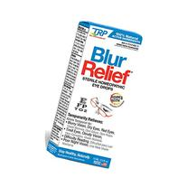 TRP Blur Relief Homeopathic Eye Drops, 0.5-Ounce Package