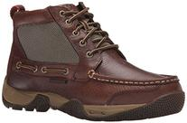 Sperry Top-Sider Men's Boatyard Chukka Winter Boot, Brown, 7
