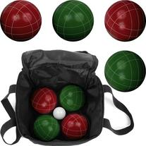 Trademark Global Bocce Ball Set with Carrying Case - 5