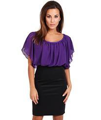 KRISP Bodycon Dress Pencil Skirt Loose Blouse Shirt