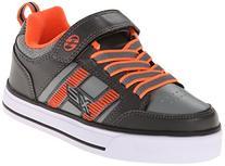 Heelys Bolt 2.0 Skate Shoe ,Gray/Orange,12 M US Little Kid