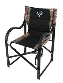 Ameristep Bone Collector Mountain Chair, Realtree Camo