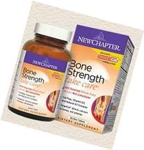 Bone Strength Take Care 60 Tablets with Calcium from Algae