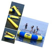 20 ft. RAVE Sports Bongo Water Bouncer Package