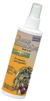 New Bonide 543 Tomato / Blossom Set Spray 8oz Bottle Rtu New
