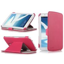 KAYSCASE BookShell Leather Case Cover for Samsung Galaxy