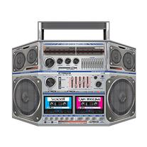 Boom Box Stand-Up Party Accessory