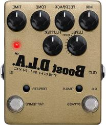 Tech21 Boost D.L.A. with Tap Tempo Analog Delay Emulator