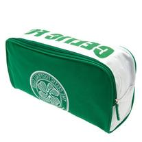 Official Celtic Fc Focus Shoe Bag Football Fan Trainer