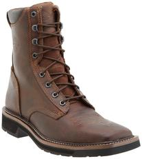 Justin Original Work Boots Men's Worker Two Safetytoe Work