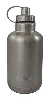 EcoVessel THE BOSS TriMax Insulated Stainless Steel Beer