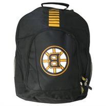 Boston Bruins NHL Hockey Primetime Backpack Back Pack