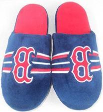 Boston Red Sox MLB Big Logo Slide Slippers All Sizes S, M, L