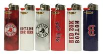 6pc Full Size Set BIC Boston Red Sox MLB Officially Licensed