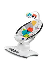Infant 4moms 'Plush mamaRoo' Bouncer Seat - Red