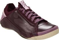 Cushe Women's Boutique Delux Sneaker, Dark Plum, 37 EU/6 M