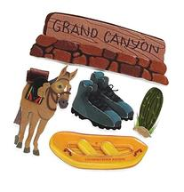 Jolee's Boutique Dimensional Stickers-Grand Canyon