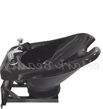 Shampoo Bowl Sink with a Tilt Mechanism Salon Spa Equipment
