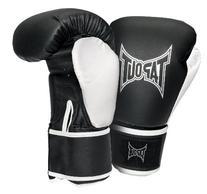 TapouT Men's Boxing Gloves, Black, 14-Ounce