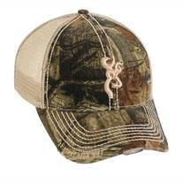 Browning Bozeman Mesh Back Cap, Mossy Oak Break-Up Infinity