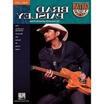 Hal Leonard Brad Paisley - Guitar Play-Along Volume 117 Book