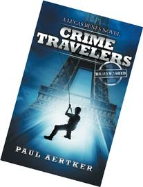 Brainwashed: Crime Travelers Spy School Mystery Series Book
