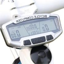Ecsem 28-Function Bicycle computer waterproof Bike Odometer