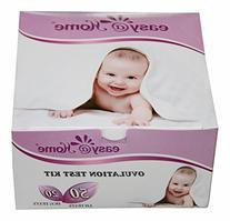 Easy@Home 50 Ovulation Test Strips and 20 Pregnancy Test