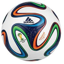 Adidas Brazuca Mini World Cup Soccer Ball 1 White/multi