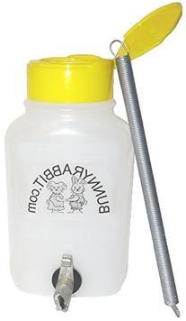 BRcom Flip Topfill Water Bottle 8 ounce