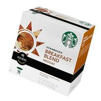 Starbucks® Breakfast Blend K-Cup® Packs, 96 count ,