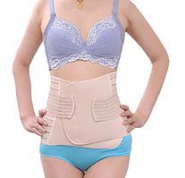 CSMARTE Breathable Elastic Postpartum Postnatal Recoery Support Girdle Belt Post Pregnancy Belly Waist Slimming Shaper Wrapper Band Abdomen Abdominal
