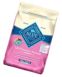 Blue Buffalo Small Breed Chicken & Rice Dog Food, 15 lb. bag