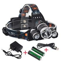 InnoGear 5000 Lumens Max Bright Headlight Headlamp