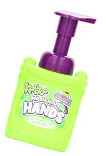 Kandoo BrightFoam Hand Soap, Magic Melon Scent, 8.4 Fluid