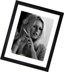 Brigitte Bardot Framed Photo