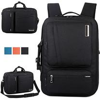 SOCKO Backpack with Handle & Shoulder Strap for 10 to 17-