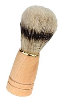 Harry D Koenig & Co Natural Bristle with Natural Handle for