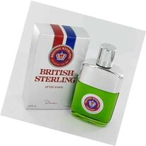 British Sterling By Dana For Men. Aftershave 3.8-Ounces