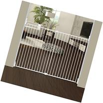 Dreambaby Broadway Extra Wide and Tall Expandable Gate with