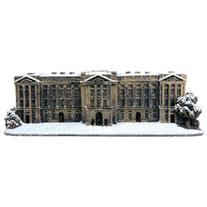Lilliput Lane Bronze Buckingham Palace Miniature in Winter