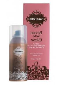 Fake Bake Bronze On The Glow, 4 Ounce