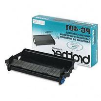 Brothr - Brother Pc401 Thermal Print Cartridge Ribbon Ribn,