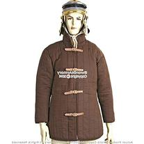 Medieval Gears Brand XL Size Brown Gambeson Type IV Medieval